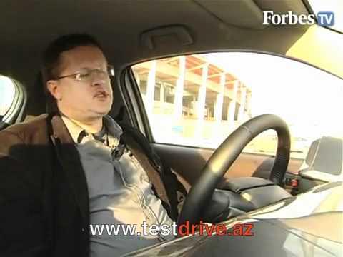 Toyota iQ  Видео тест драйв Forbes