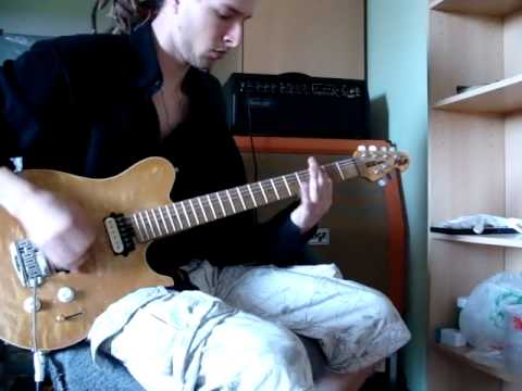 Opeth -The Grand Conjuration (Guitar Cover) Mesa Mark IV