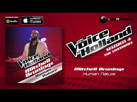 Mitchell Brunings - Human Nature (Official Audio Of TVOH 4 Liveshows)