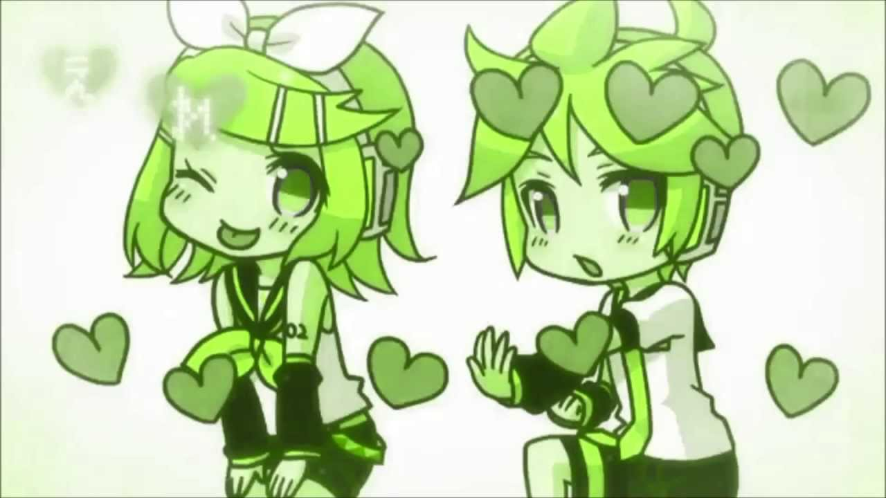 Rin And Len Kagamine Electric Angel Rin Amp Len Electric Angel