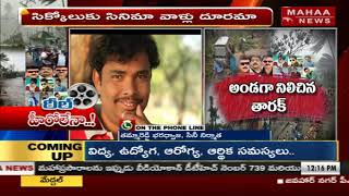 Tollywood Heros Are Always Ready To Help People Says TammaReddy Bharadwaj