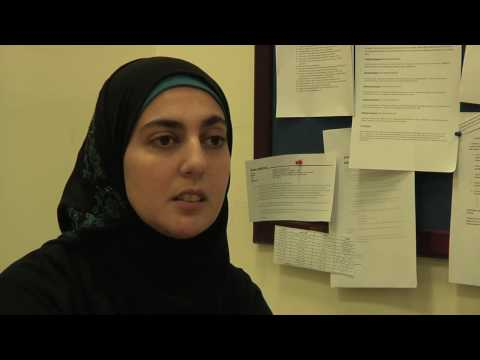 My partner Rana and I did this project about sex education in Qatar as our ...