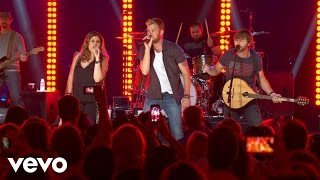 Lady Antebellum - Long Stretch of Love (Live on the Honda Stage at the iHeartRadio Theater LA)
