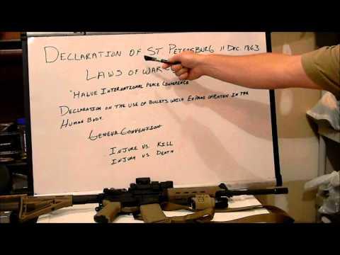 SHTF WROL Ammo & Philosophy of Use Part 2