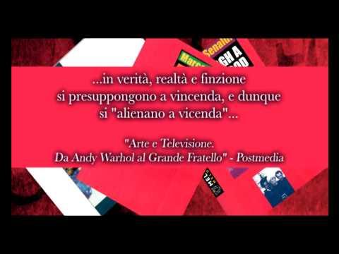 Marco Senaldi - book trailer LETTERATURE 9° Festival Internazionale di Roma 2010