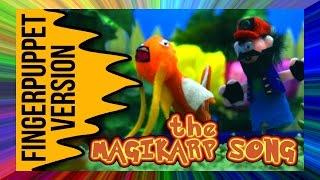 The Magikarp Song: FINGER PUPPET EDITION!