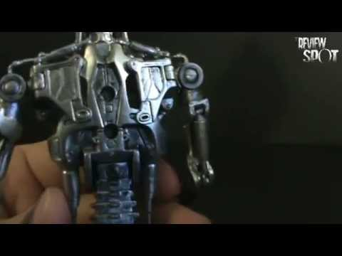 Toy Spot  - Neca T2 T 800 Endoskeleton