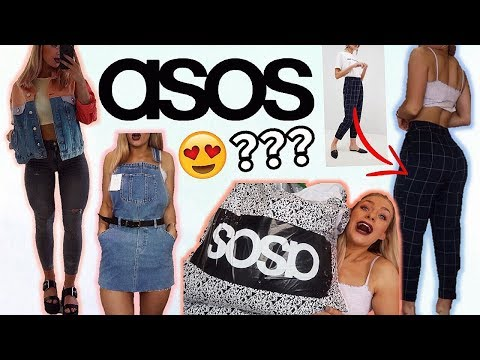 $600 ASOS TRY-ON HAUL | HERE'S WHAT I GOT...
