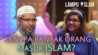 Gadis Kristen Penasaran Kenapa Banyak Orang Masuk Islam? | Dr. Zakir Naik