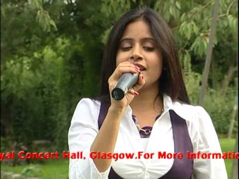 Miss Pooja Coming soon to Glasgow, one night only (Keep it Locked for a Full Interview With Miss Pooja Coming Very Soon!!!!)