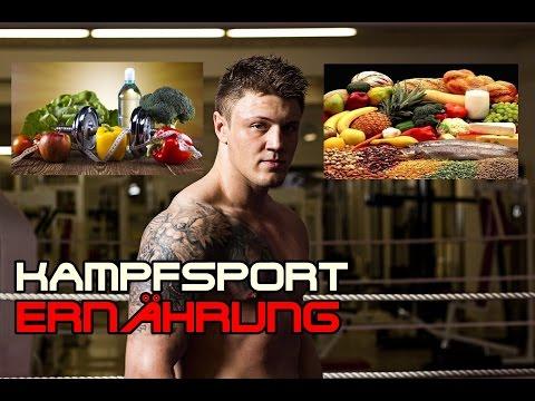 Ernährung Im Kampfsport - Low Oder High Carb?