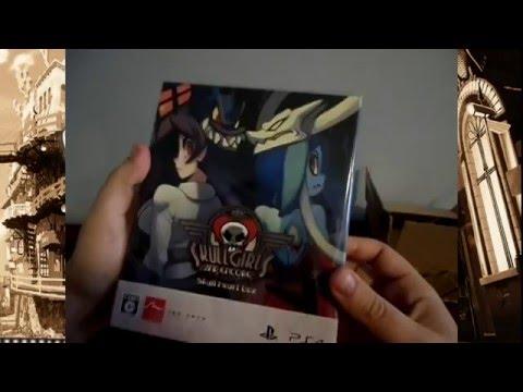 Skullgirls 2nd Encore - Japanese Skullheart Box Unboxing