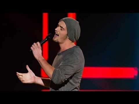 Ben Goldstein Sings Waiting In Vain: The Voice Australia Season 2