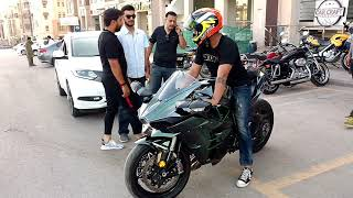 KAWASAKI H2 2018 IMPORT RIDE TEST & SOUND TEST FULL REVIEW SOON ON PK BIKES