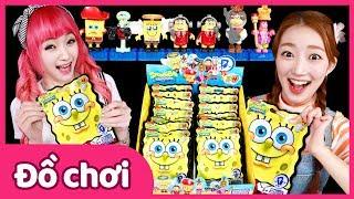 Spongebob Mystery Blind Pack | Đồ chơi | Trò chơi đóng vai