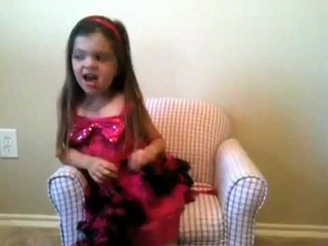 Hayden on modeling , fun , dancing and more- 4 year old  child model - cutest girl in america!