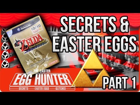 The Easter Egg Hunter: Legend of Zelda Secrets Part 1