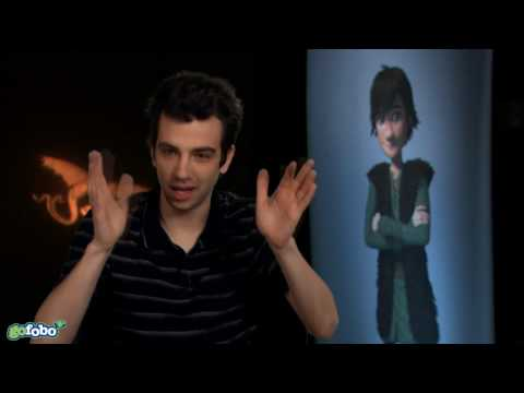 Jay Baruchel Interview - How to Train Your Dragon