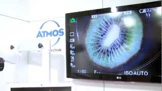 Dental Microscope ATMOS® i View Pro live at IDS in Cologne 2013