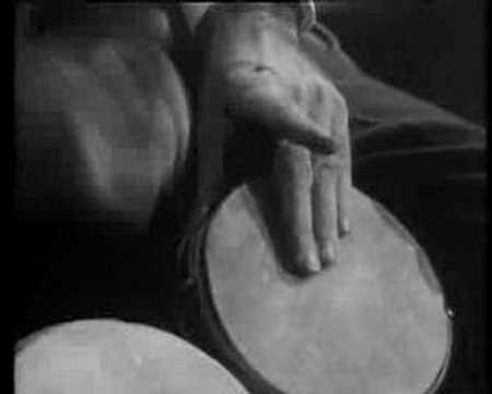 Thumbnail of video Richard Feynman Plays the Bongos