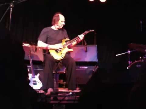 Adrian Belew Power Trio - Live at the Ark 7.20.09