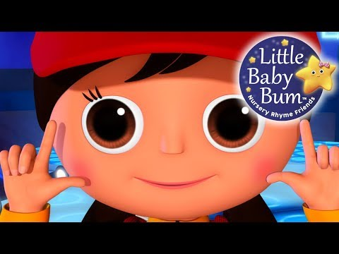 Funny Song | Nursery Rhymes | Original Kids Songs By LittleBabyBum!