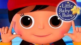Funny Song   Nursery Rhymes   Original Kids Songs By LittleBabyBum!
