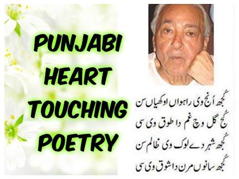 Punjabi Poetry-Munir Niazi's Book