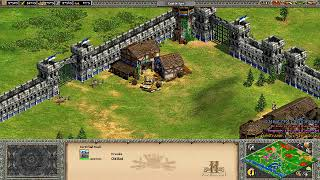 Let's Play Age of Empires II HD Ep 4