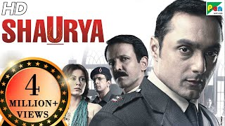 Shaurya | Full Movie | Kay Kay Menon, Rahul Bose, Minissha Lamba | HD 1080p