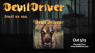 DEVILDRIVER - My Night Sky (Audio)