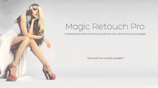 Magic Retouch Pro Troubleshooting Video Guide