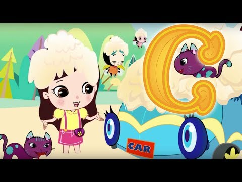 Letter C - Olive and the Rhyme Rescue Crew | Learn ABC | Sing Nursery Songs