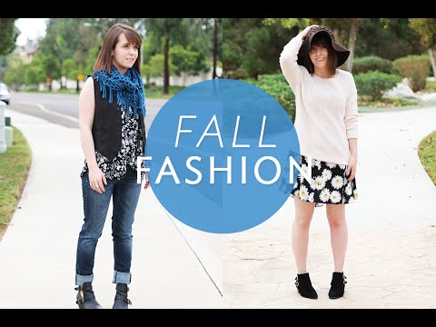 FALL FASHION | How to: STYLE SUMMER PIECES FOR FALL | Broke But Bougie