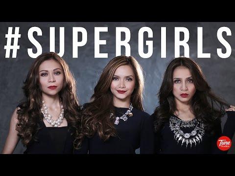 De Fam - #SUPERGIRLS (OFFICIAL MUSIC Audio)