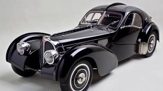 Bugatti Type 57 SC Atlantic - FCaminhaGarage 1/18
