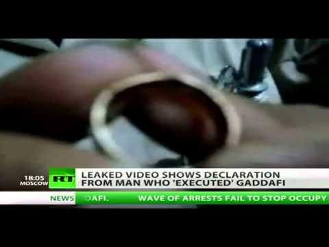 Pembunuhan Tragis Dan Penghinaan Mayat Gaddafi