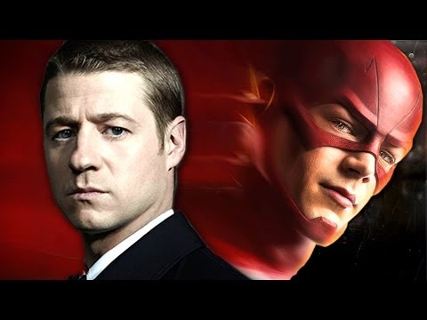Gotham Vs. The Flash - Superhero TV Round-up!!