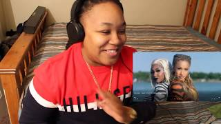 City Girls - Twerk ft. Cardi B (Official Music Video) - REACTION