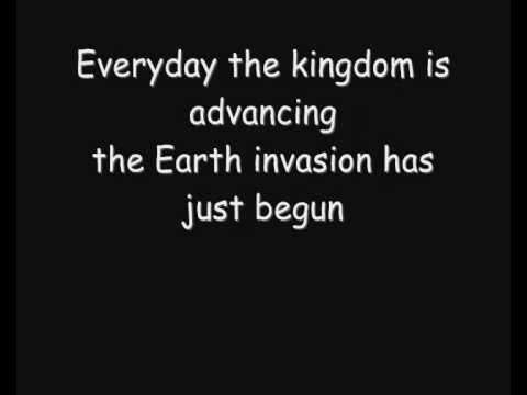 Skillet - Earth Invasion