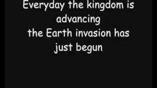 Watch Skillet Earth Invasion video