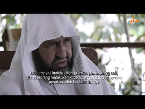 Tanya Syaikh - Demokrasi Dalam Memilih Pemimpin - Syaikh Prof.DR Ibrahim Ar Ruhaily