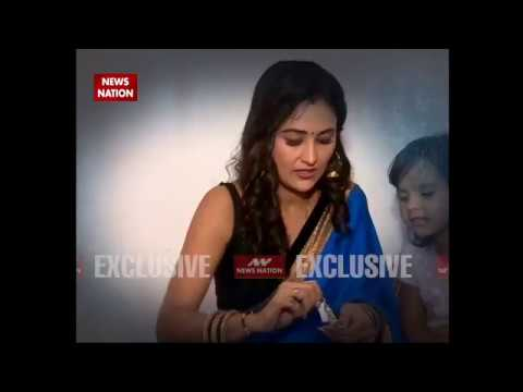 Serial Aur Cinema: Watch 'May I Come In Madam' actress Kashmira's craze over make up