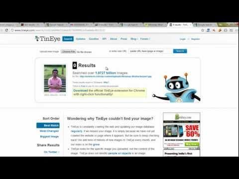 Tineye vs Google - Best Reverse Image Search Engine?