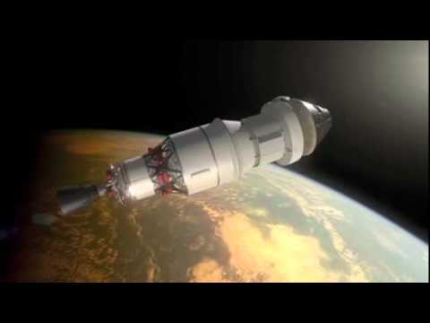 High, Fast & Scary: Upcoming Orion Capsule Test