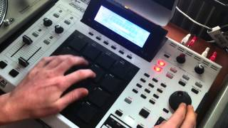 WASKMUSIC Tutorial # 6 MPC beatmaking 2