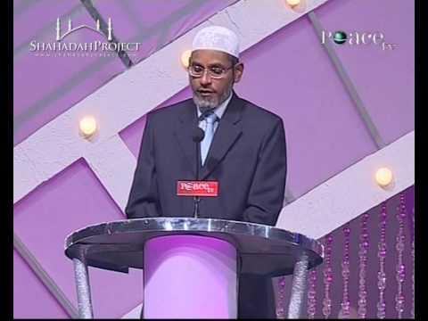 Hq: Peace Conference 2009 - Women's Rights In Islam By Dr. Zakir Naik - Part 11 21 video