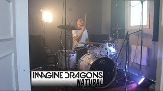 Download Lagu OLIVER  |  IMAGINE DRAGONS  NATURAL  |  DRUM COVER Gratis STAFABAND