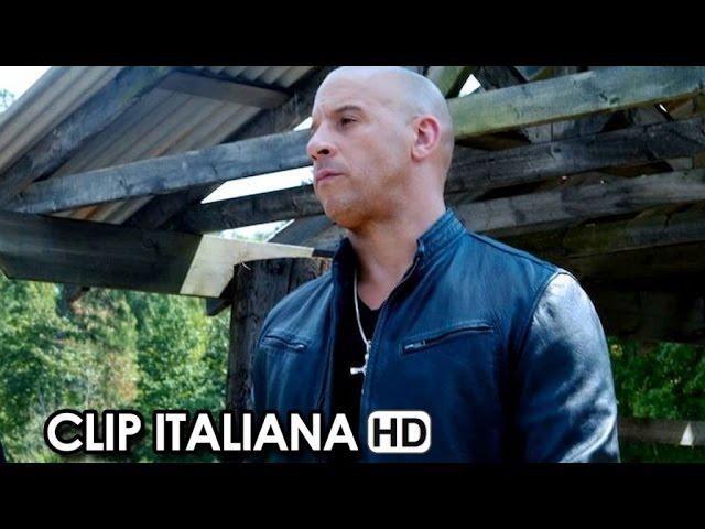 Fast & Furious 7 Clip Ufficiale Italiana 'Lancio dall'aereo' (2015) - Vin Diesel Movie HD