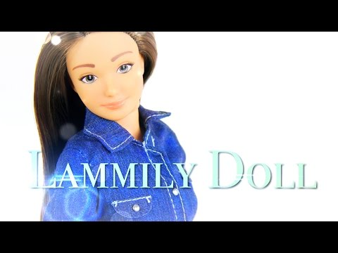 Doll Review: Lammily Doll